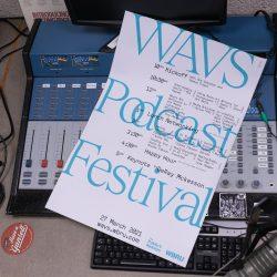 WAVS podcast festival